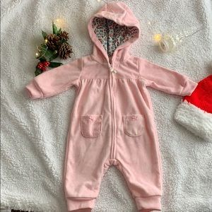 3 Month #Carters One Piece Jacket/Outerwear